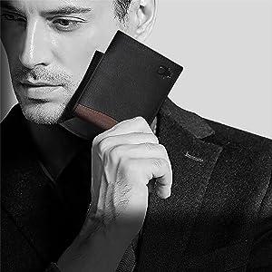 modern wallet for modern man