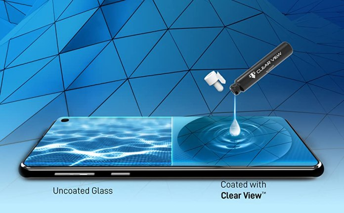 liquid screen protector glass for all smart phones tablet watch apple s20 note Samsung iPhone nano
