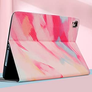 iPad covers pink red girl women 10.2