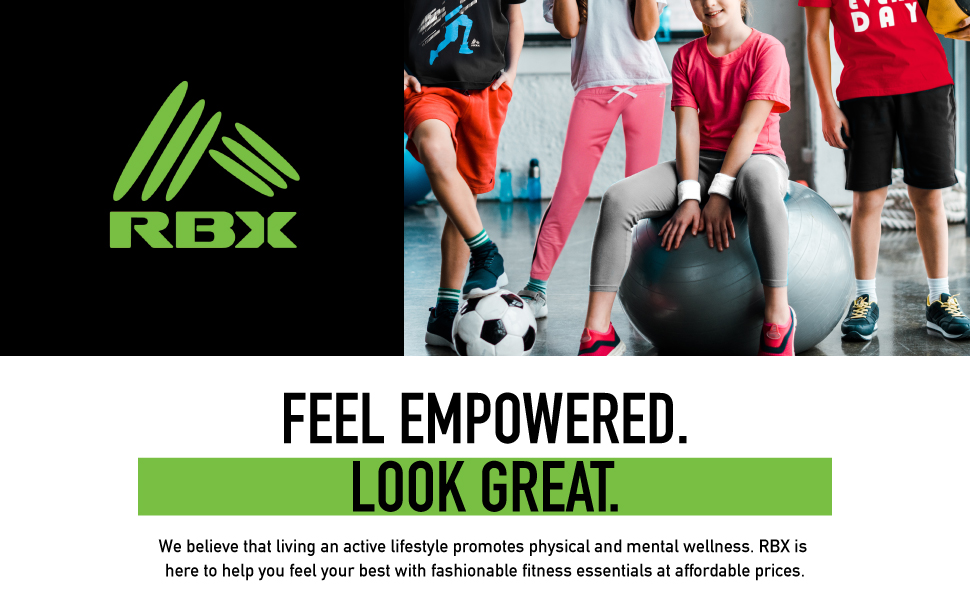 Feel Empowered Look Great