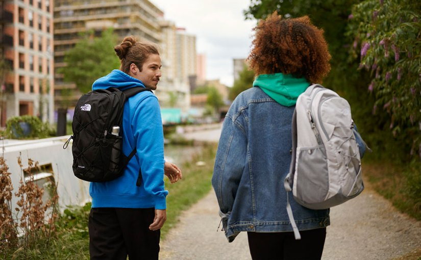 surge backpack, women's surge backpack, kids backpack, backpacks for kids, the north face kids