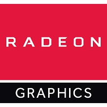 AMD Radeon RX 6700XT Graphics Card GPU Logo