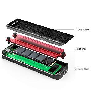 Gehäuse für M.2 NVME SSD