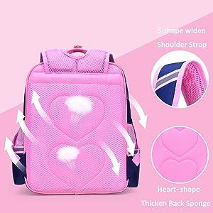 girls backpack for shcool