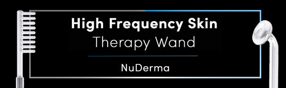 wrinkle reducing neck therapy device, acne light therapy, high frequency facial