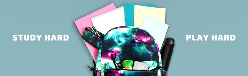 trendymax galaxy school backpack