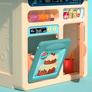 realistic oven