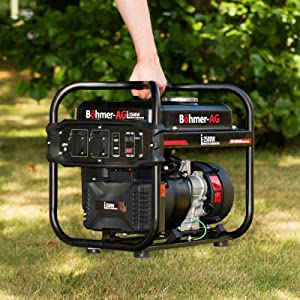 inverter camping generator