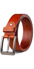 buffway leather blet for men