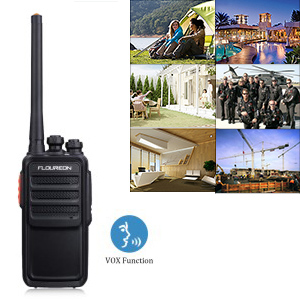 rechargeable walkie talkies