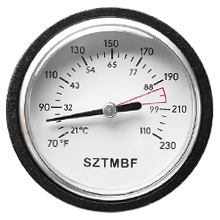 Integrated Thermometer