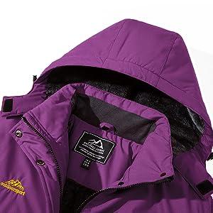 snowboard jacket for women