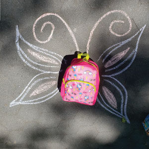 Trailmaker classic girls all over printed deluxe backpacks for middle grades 1 2 3 4 5 preschool