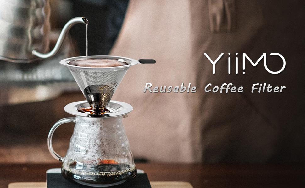 YiiMO coffee filter