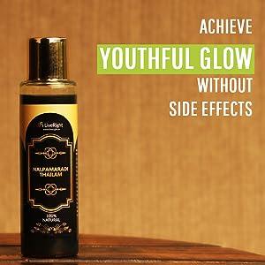 Nalpamaradi Thailam, Detan, Skin Care, Skin lightening oil, baby skin oil, brightening oil, tan