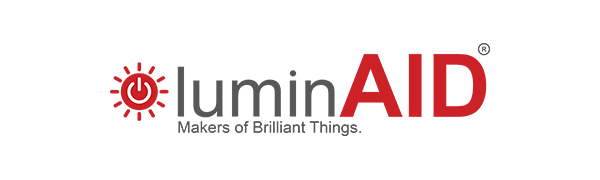 LuminAID Emergency Lanterns and solar phone chargers