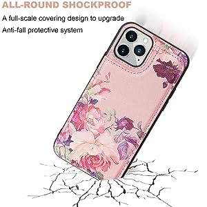iphone 12 promax case card holder