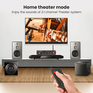 Home theater modes
