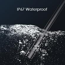 IP67 Su Geçirmez Lens