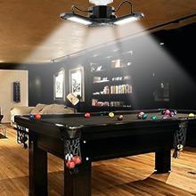 led garage ceiling lighting