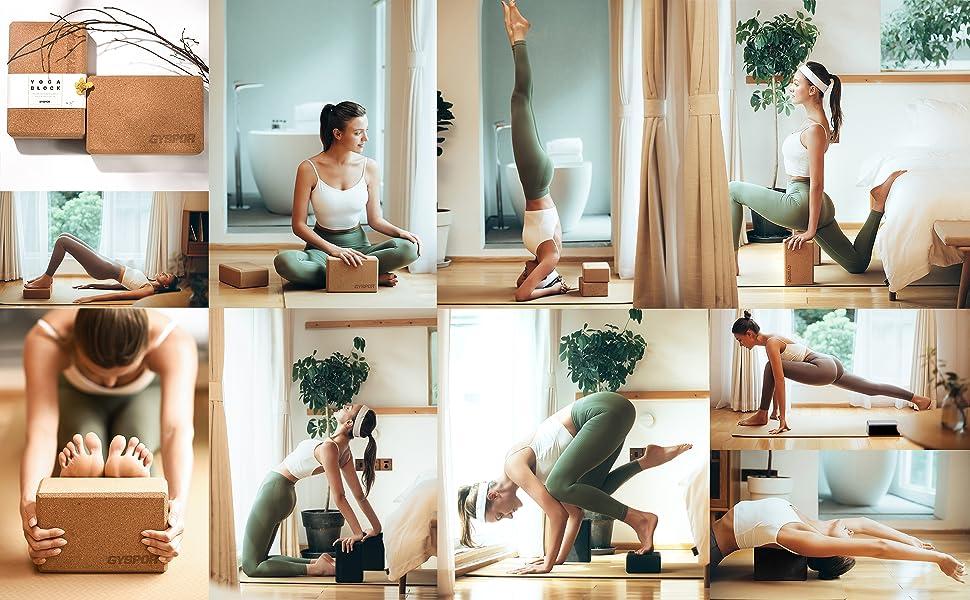 yoga blocks for women