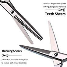 Teeth Shears/Thinning Shears