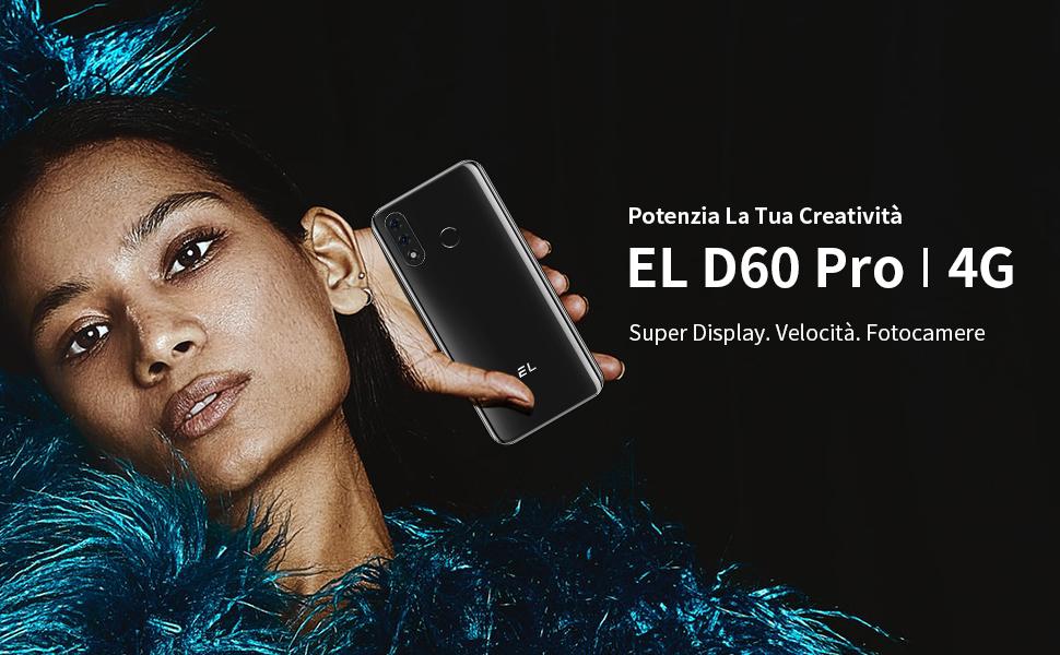 Dual SIM 4G Cellulare