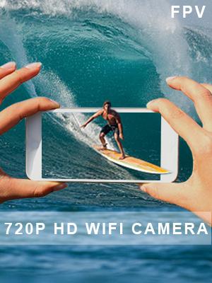 720P HD WIFI FPV CAMERA