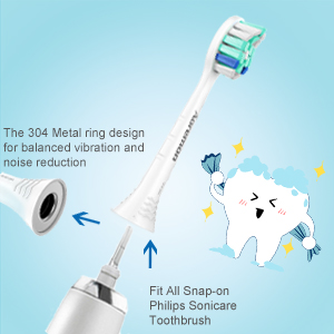 for sonicare toothbrush heads