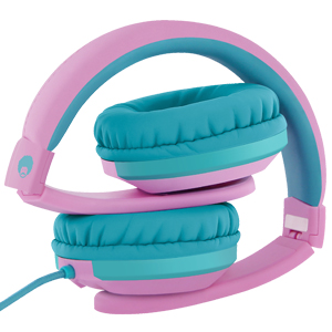 folding headphones, on ear headphones