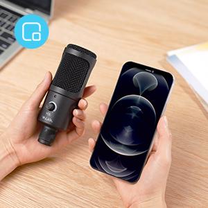 Microfono USB-4