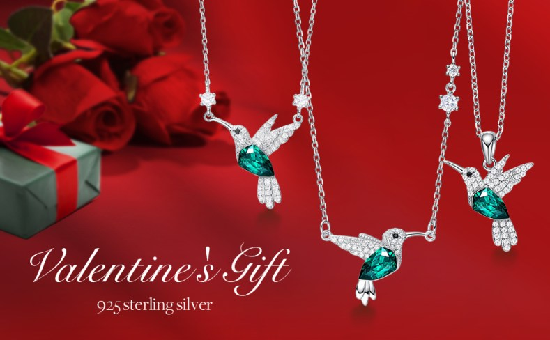 Valentines Day jewelry gifts for mom