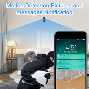 Motion Detection Notification