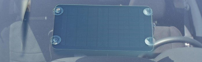 10W 20W ETFE SOLAR BATTERY CHARGER WITH BUILT-IN MPPT CHARGE CONTROLLER AND 3-STAGES CHARGING