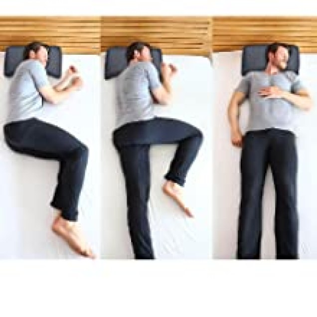 Der Schaumkern des Kissens ist mit Bambus-Aktivkohle versetzt und sorgt für ein frisches Schlafklima
