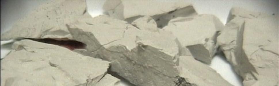 pure raw natural bentonite clay