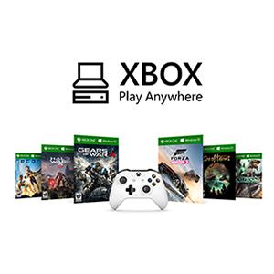 Xbox Play Anywhere - Xbox One S 500GB