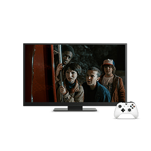 4K Ultra HD Blu-ray und Streaming - Xbox One S 500GB