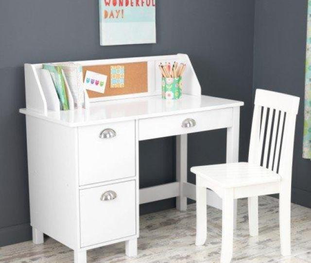 Kidkraft Study Desk With Drawers
