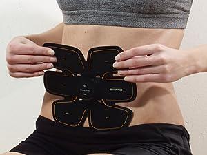 ems EMSダイエット 腹筋 痛い 効果 痩せた 体験談 ブログ 使用時間 効果的な使い方