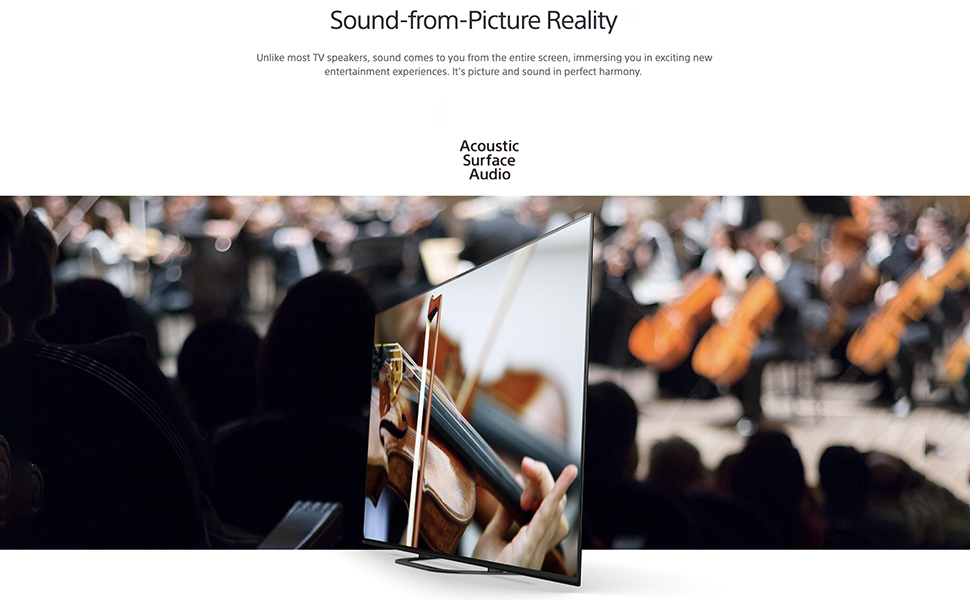 Sony Sound from Picture Reality