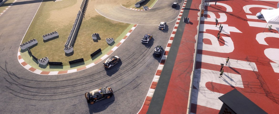 DiRT Rally 2.0 World RX in Motion