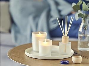 kerze duftkerze raumduft nivea raumerfrischer geschenk Weihnachten geburtstag Muttertag sanft