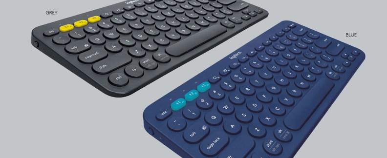 Logitech K380 Multi-Device Bluetooth Keyboard + Compared to    - ESIST