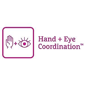 coordenação olho-mão