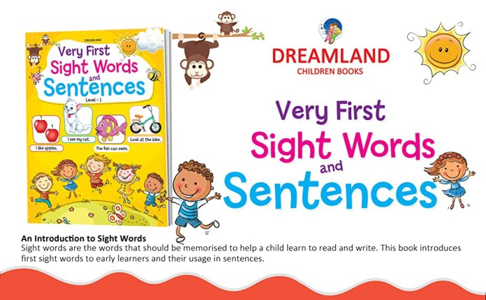 Early Learning, Word Book, sentences book, English learning