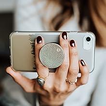 cell, mobile, phone holder, pop socket