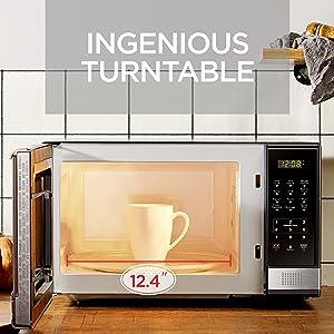 Ingenious turntable