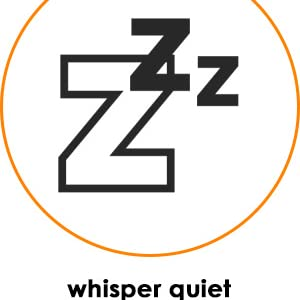 Top Rated Performance Silent Use No Noise Sleep Easily at Night