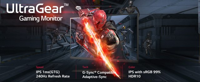 LG Ultra Gear Monitor